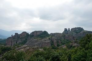 In den Felsen von Belogradschik.