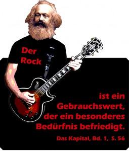 Der Rock ist ein Gebrauchswert ...